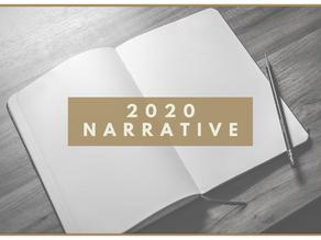 2020 narrative