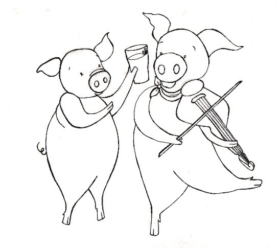 Pig and Piggess