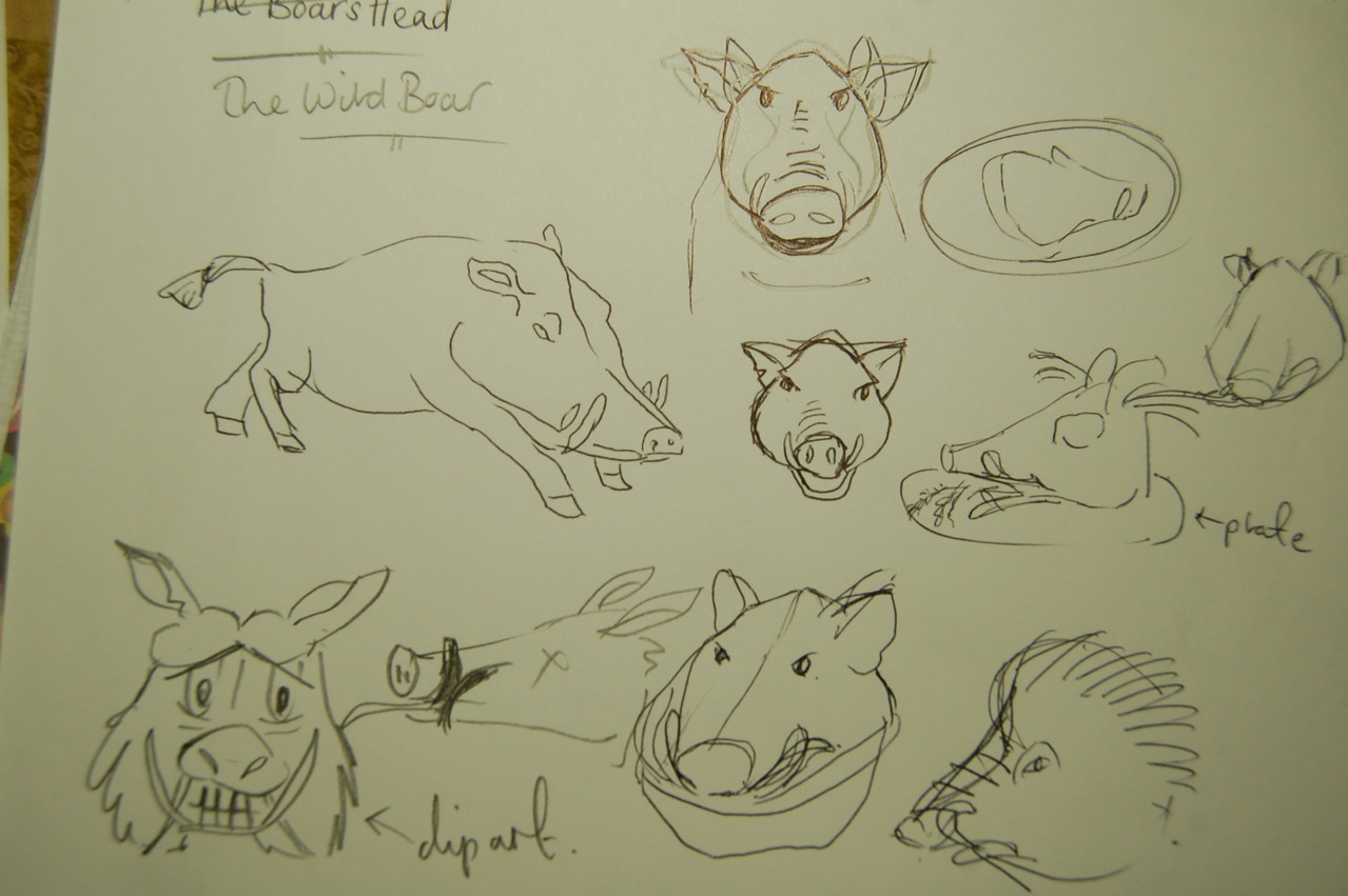 Boar Research 08