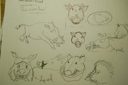 Boar Research 08