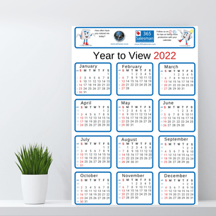 Year to View Poster