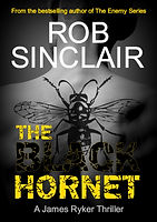 Rob Sinclair author, Dance with the Enemy, Carl Logan, the Enemy Trilogy