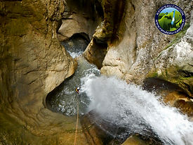 Canyoning Isère