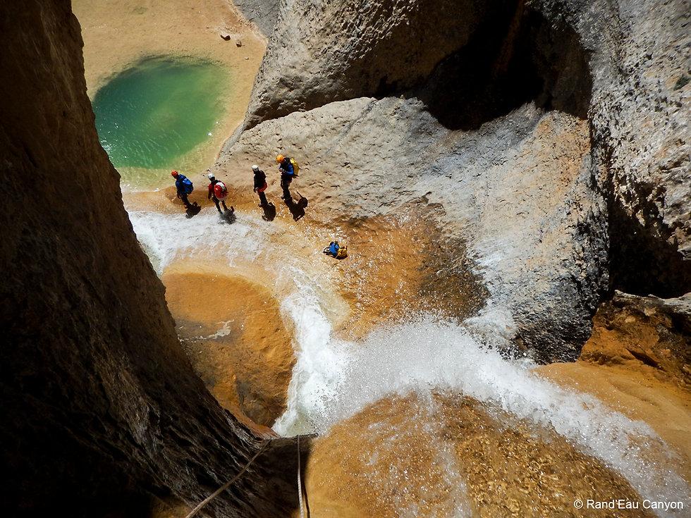 RandEau Canyon