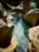 Canyon de Oscuros de Balces