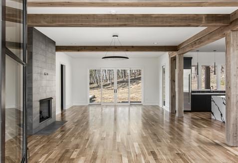Living Room / Foyer Entrance
