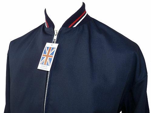 Relco London Monkey Jacket in Navy