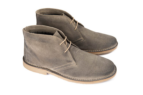Ikon Desert Boot in Grey
