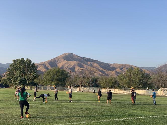 OFY Soccer Day