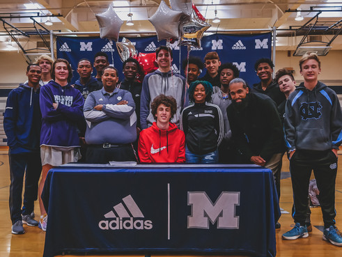 Nolan Dorsey signs with New Mexico