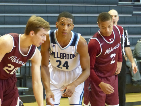 Scarborough Earns All-Tournament Honors in Loss