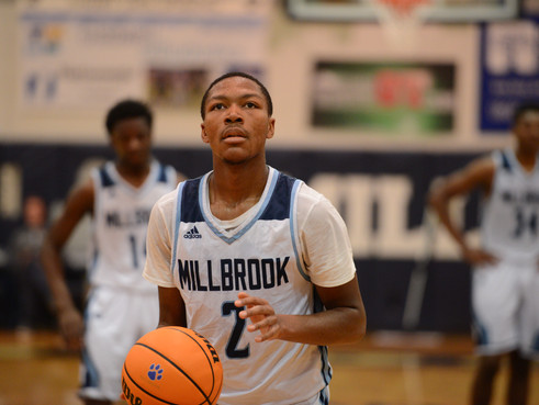 East No. 2 Millbrook routs West No. 4 Ben L. Smith in showcase finale