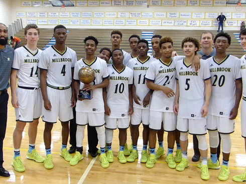 Millbrook wins Shootout By The Sea Championship