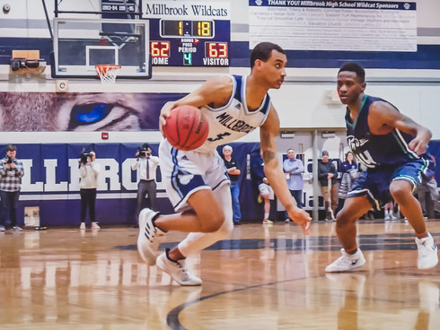1-seed Millbrook avenges loss to Leesville Road, advances to third round