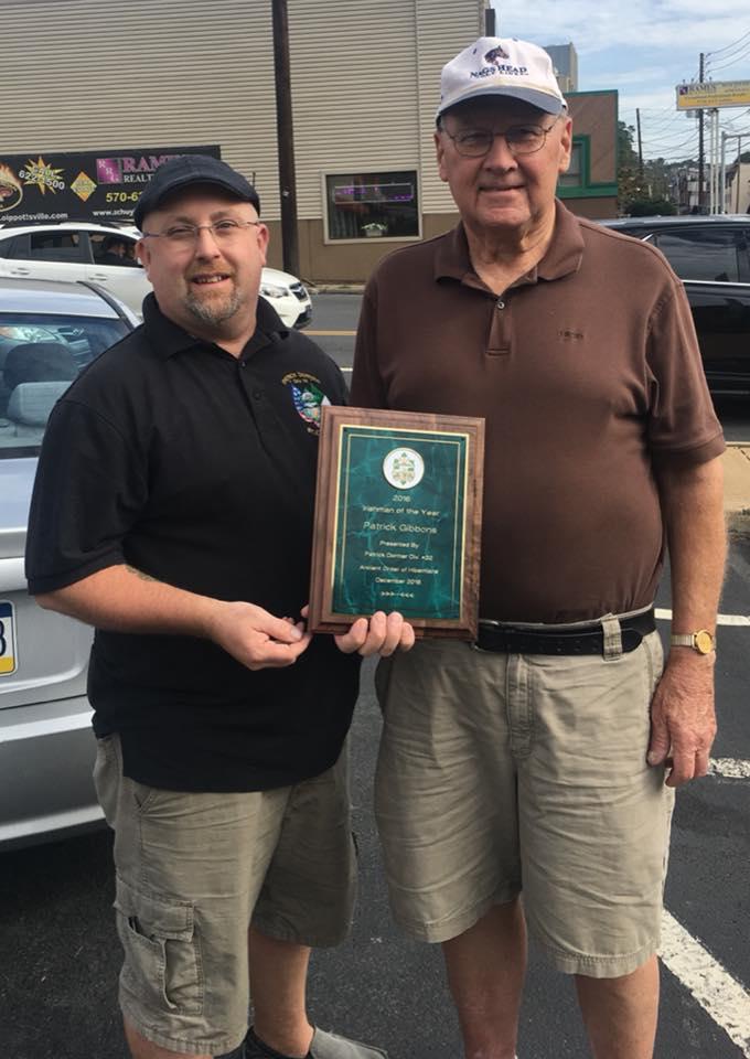 pat award