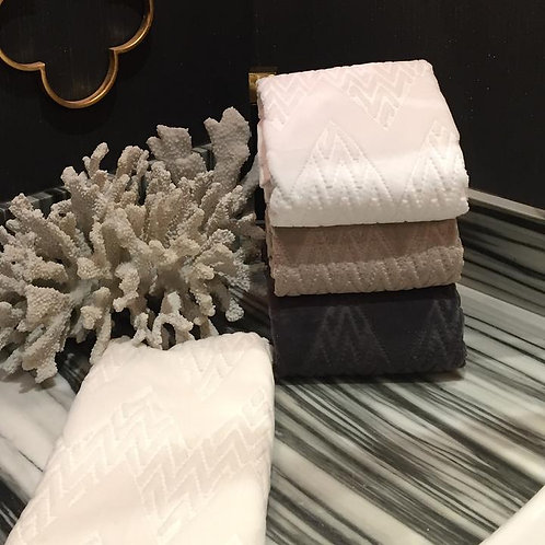 Insignia Towels by St. Pierre