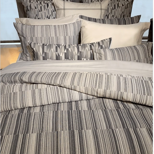 Barcode Grey by Revelle Home Fashions