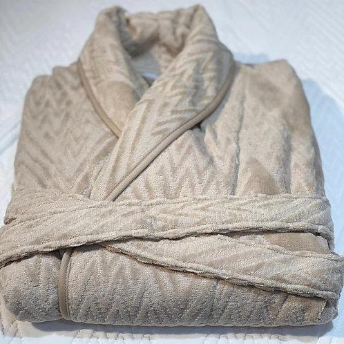 Insignia Bath Robe by St. Pierre