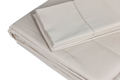 ALMA 350 TC Taupe Sheet Sets by St. Pierre