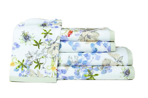 Passion Flower Towels by St. Pierre