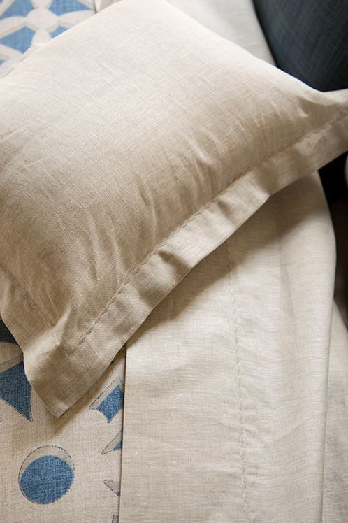 Savoy Linen Flax by Revelle Home Fashion