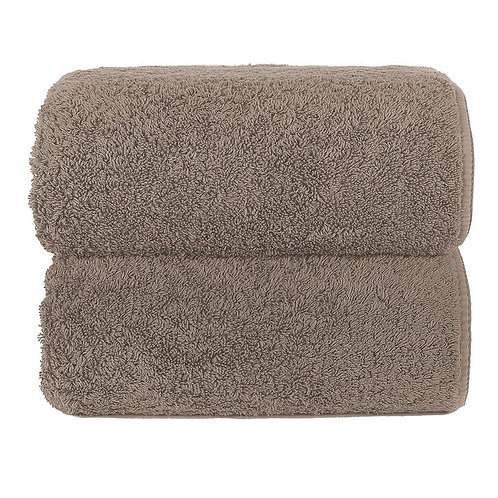 Stone Long Double Loop Towels by Grazzioza
