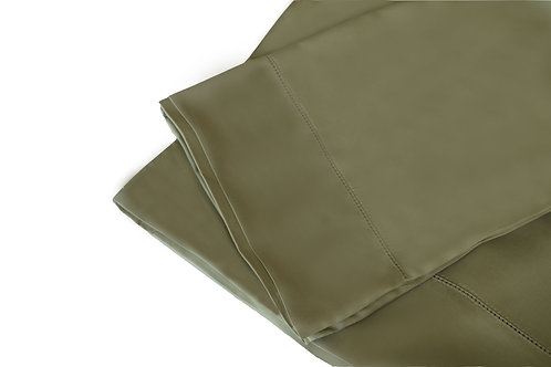 Bamboo Sage Green Sheet Sets by St. Pierre Home Fashions