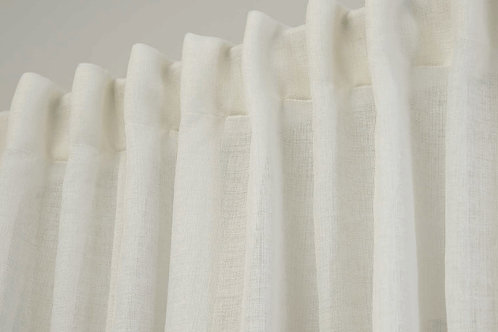 Sheer Linen by Revelle Home Fashions