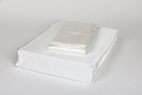 White Mulberry Silk Sheet Sets by St. Pierre