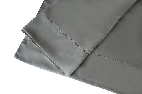 Bamboo Charcoal Grey Sheet Sets by St. Pierre Home Fashions
