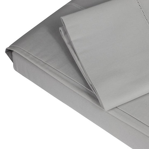 LISBOA Bamboo Silver Sheet Sets by St. Pierre Home Fashions