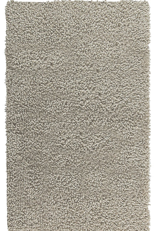 Linen Natural Twisted Rug by Graccioza