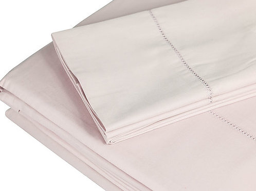 350 TC Old Pink Sheet Sets by St. Pierre