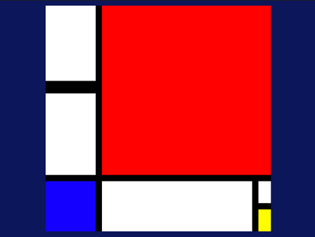Ode to Mondrian