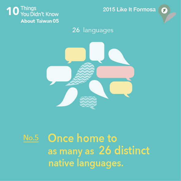 05 Once home to as many as 26 distinct native languages
