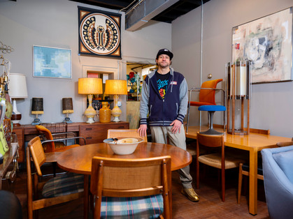 South Ave Treasures Keep Midcentury Furniture Alive