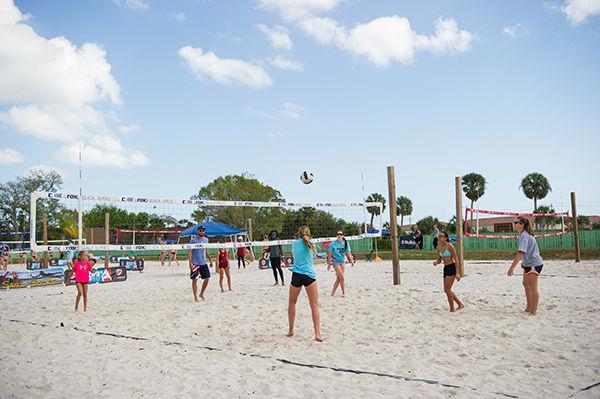 Beach Volleyball Developmental League