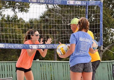 Competitive Beach Team