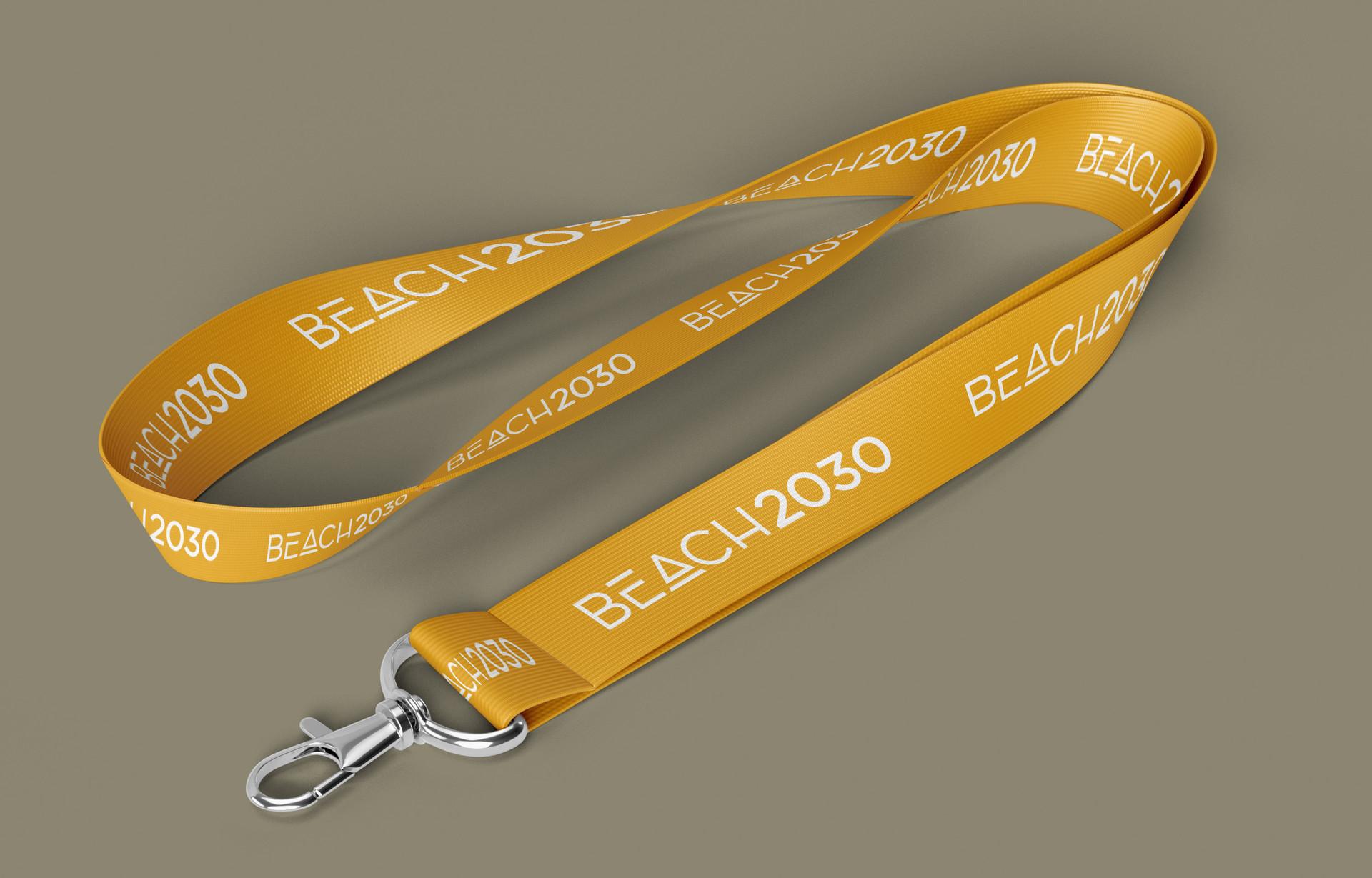 BEACH2030 Lanyard