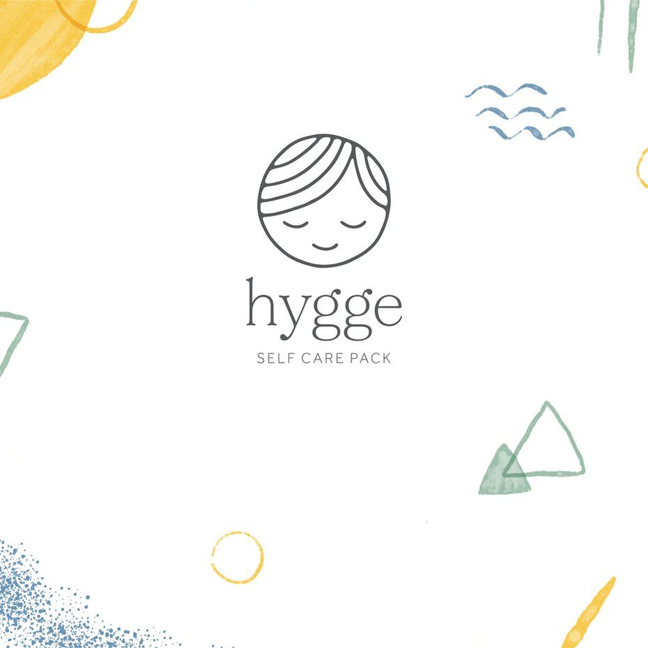 hygge self care pack