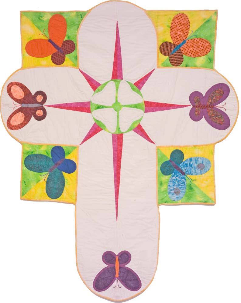Easter Quilt, Grace CRC