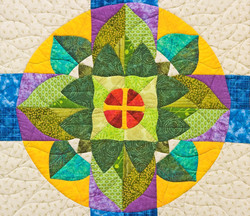 Ordinary Times Quilt, Grace CRC