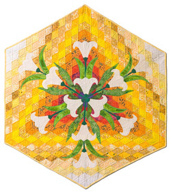 Easter Table Quilt, North Hills CRC