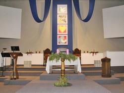 Advent, Grace CRC