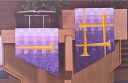 Advent Quilts, North Hills CRC
