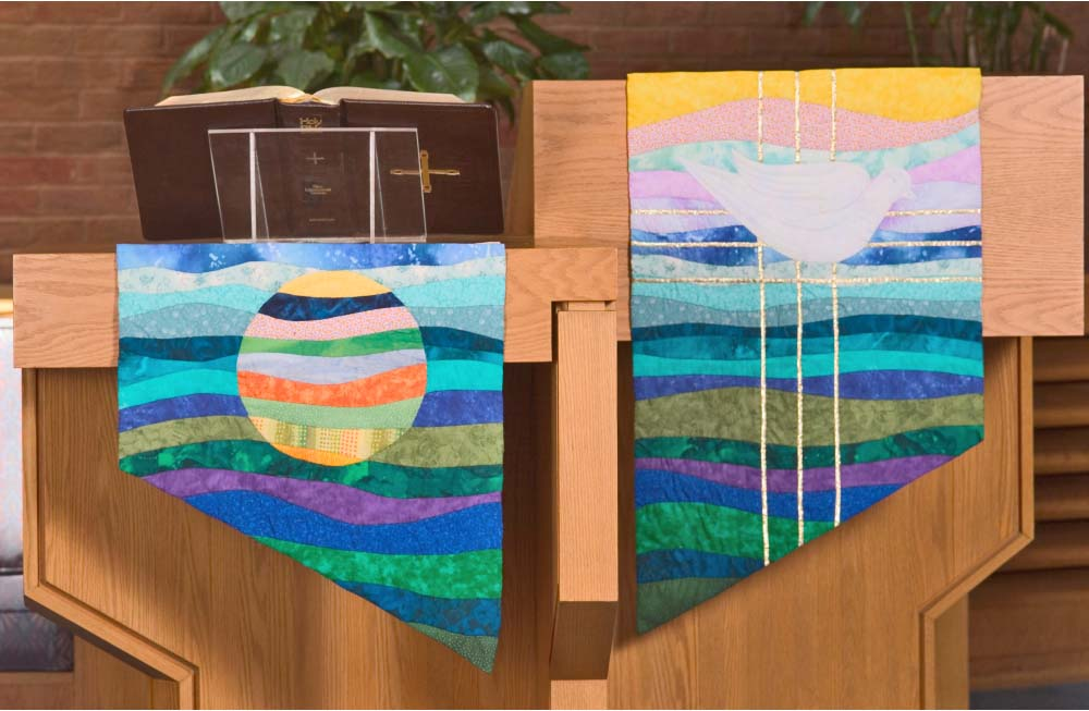 Baptism Quilts,North Hills CRC