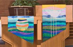 Baptism Quilts,North Hills CRC
