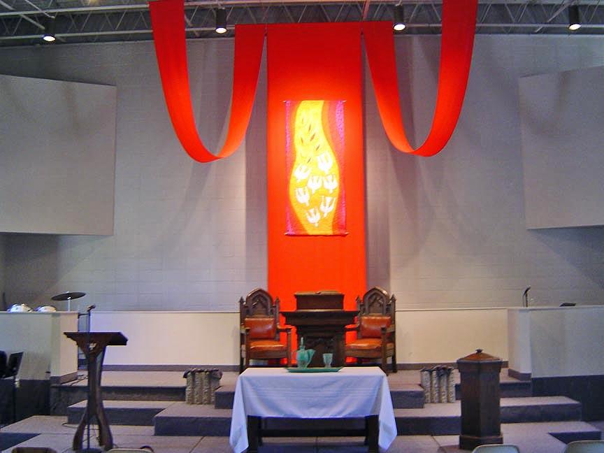 Pentecost Grace CRC