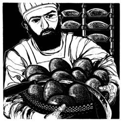 Ahimileck; Bread of Life.