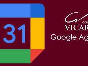 Adicionar nossa agenda no seu Google
